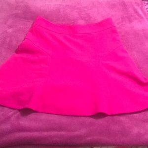 Pink Express skirt